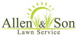 Allen & Son Yard Services Logo